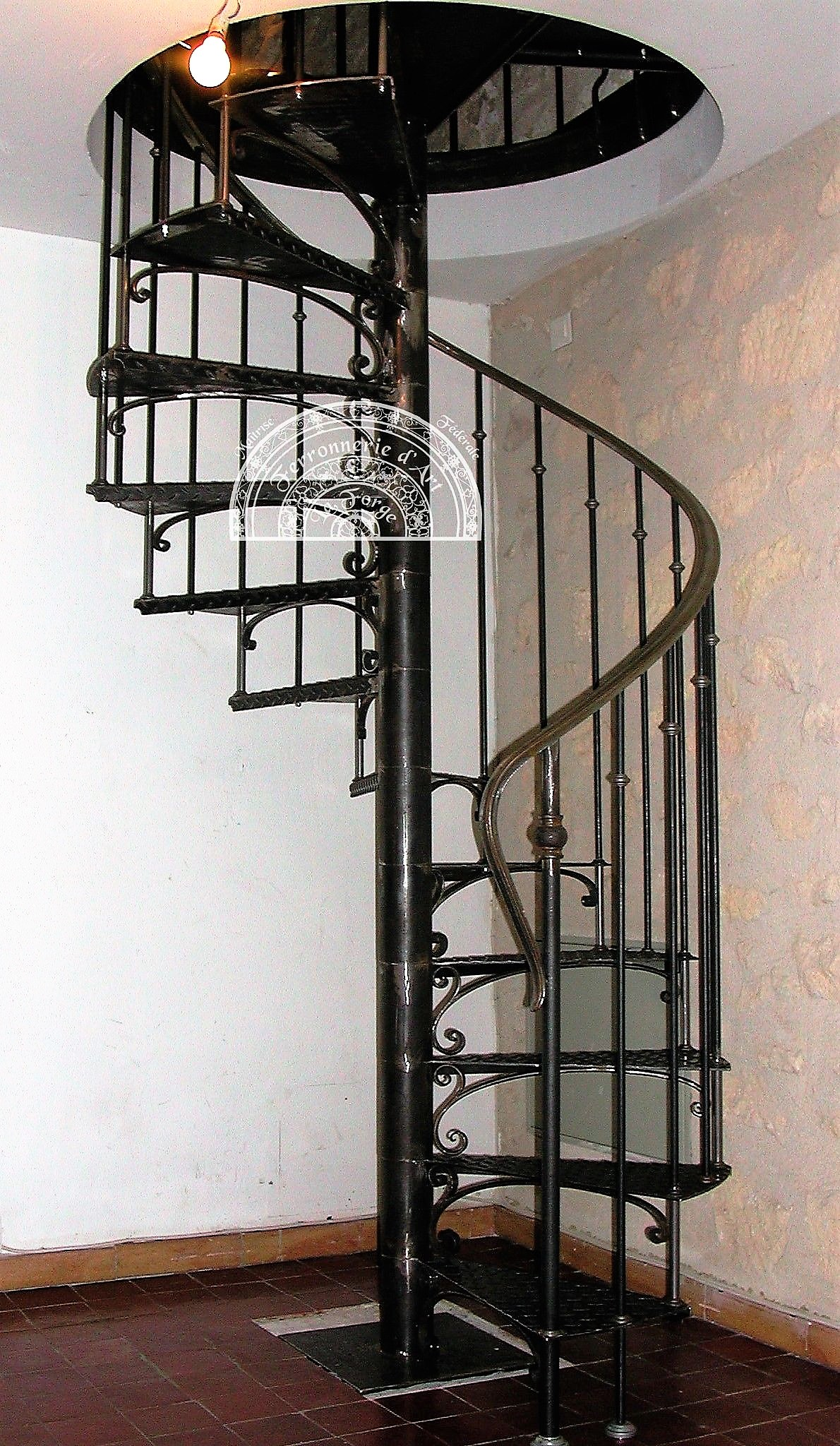 france escalier escalier en velo antony chamerat dumont. Black Bedroom Furniture Sets. Home Design Ideas